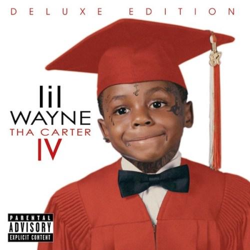 pochette album Lil Wayne Carter IV