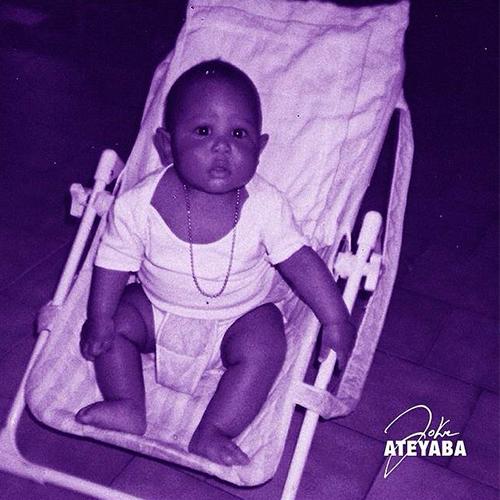 Couverture album Ateyaba Joke Ateyaba 2014