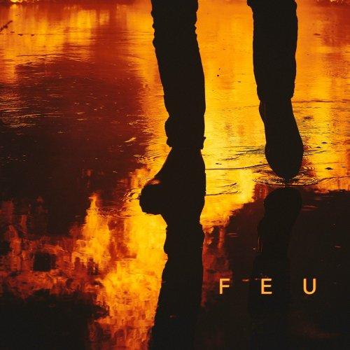 Couverture album Nekfeu Feu 2015