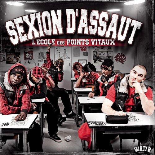 Couverture album Sexion D'assaut L'école des points vitaux 2010