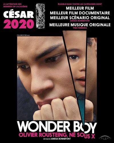 Wonder Boy : Olivier Roustaing César 2019/2020
