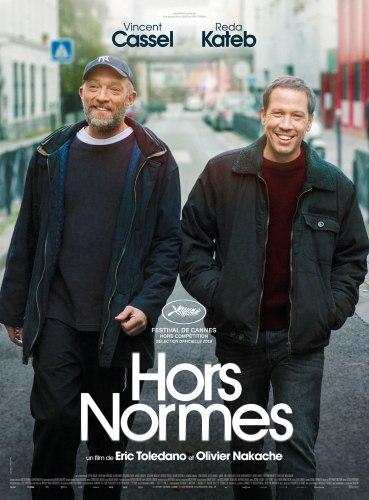 Affiche du film Hors Normes césar 2019 / 2020