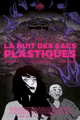 Affiche du film La Nuit des Sacs Plastiques césar 2019 / 2020