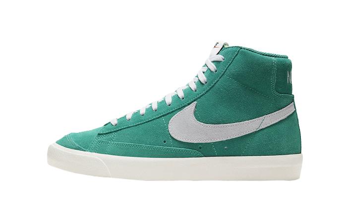 Nike Blazer Mid '77 Neptune Green