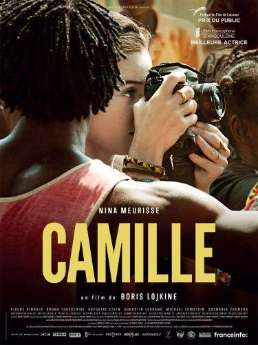 Affiche du film Camille césar 2019 / 2020