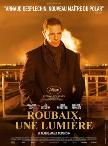 Affiche du film Roubaix, une lumière césar 2019 / 2020