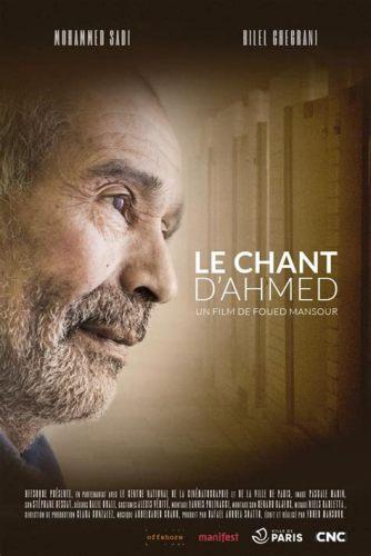 Affiche du film Le chant d'ahmed césar 2019 / 2020