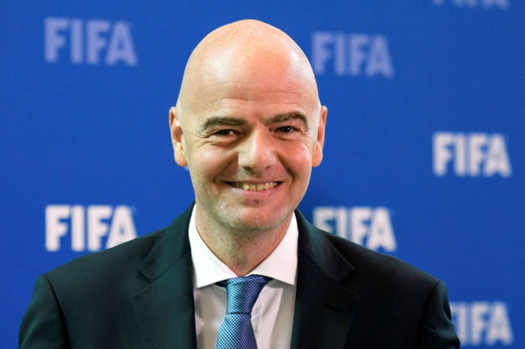 FIFA-Gianni Infantino