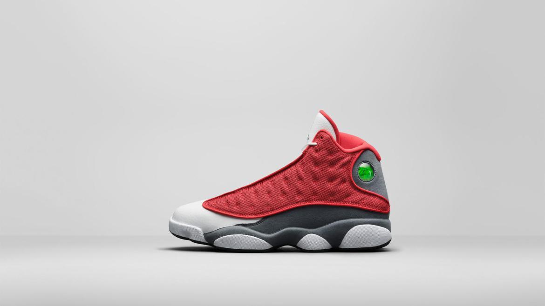 Air Jordan 13 Gym Red