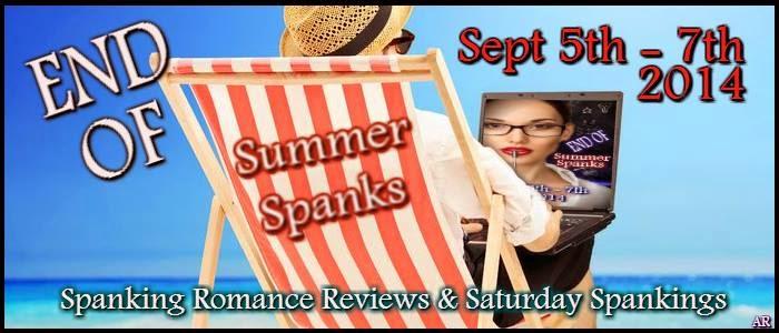 SRR Summer Spanks Banner
