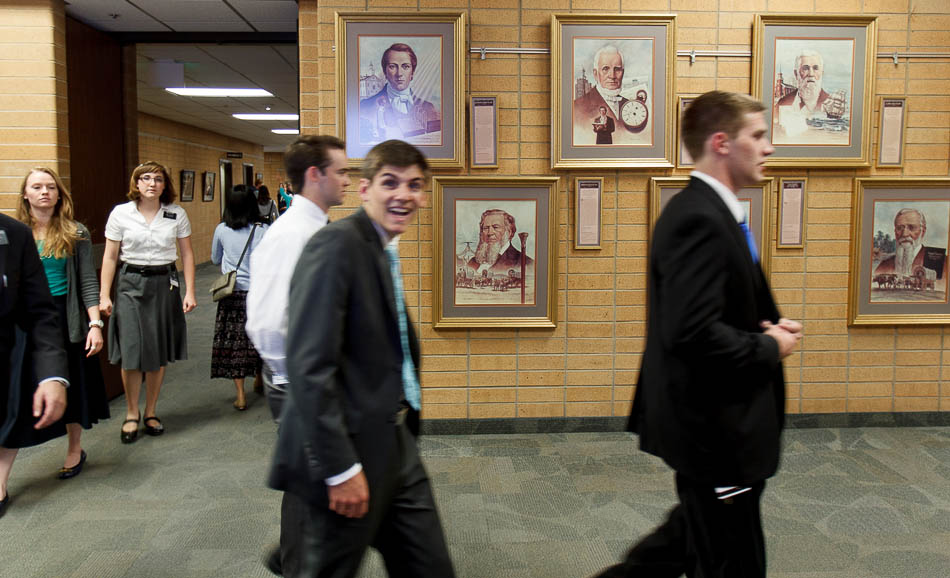 LDS Church's Missionary Training Center (MTC)