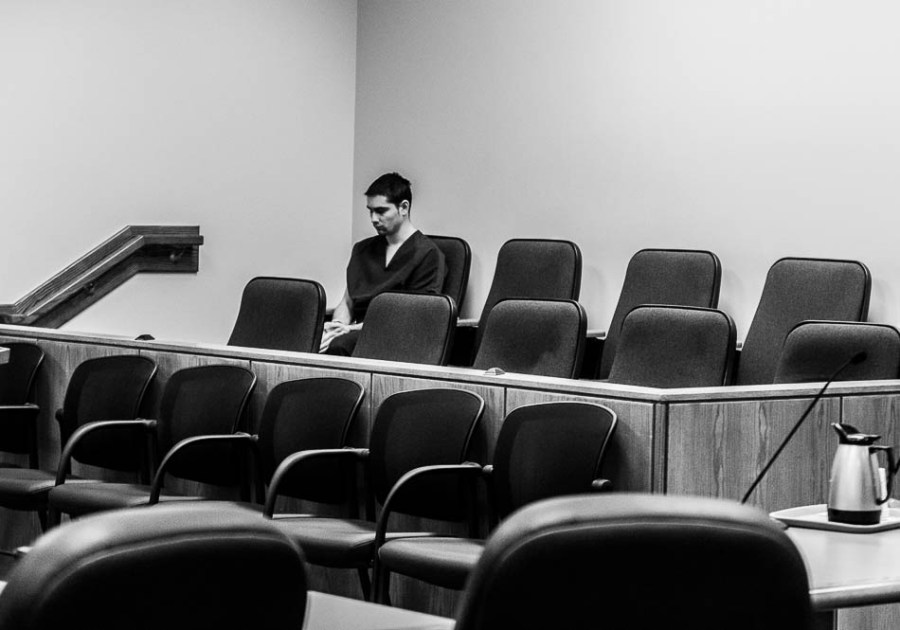 Joshua Petersen pleads guilty