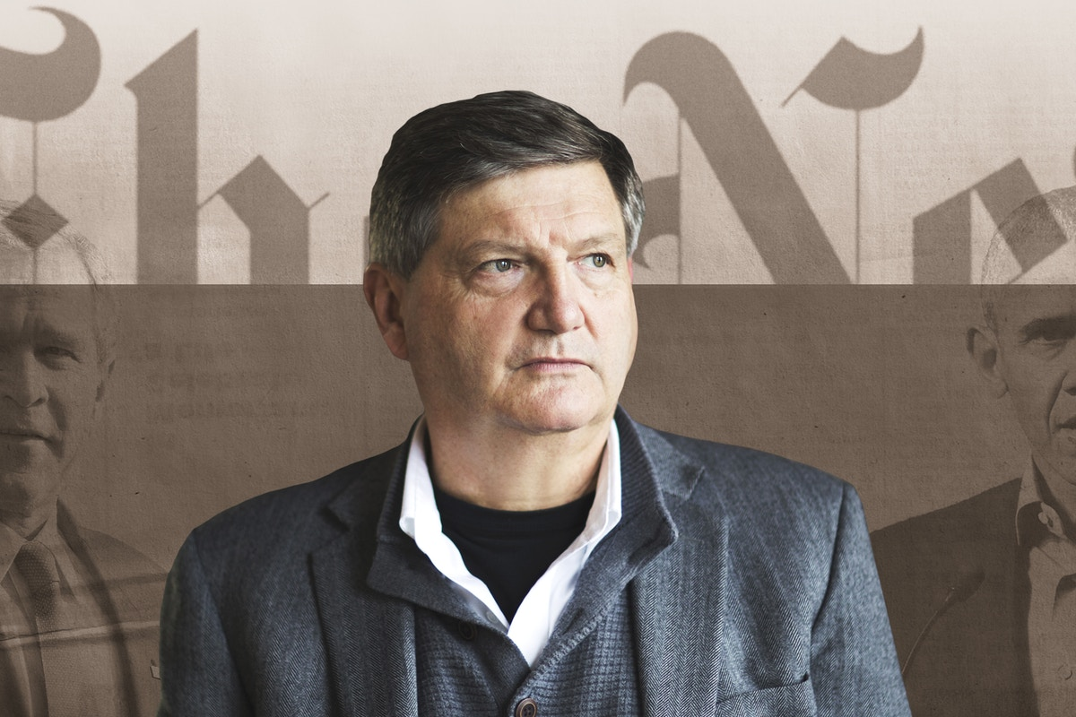 All The News Unfit to Print: James Risen on His Battles with Bush, Obama, and the New York Times
