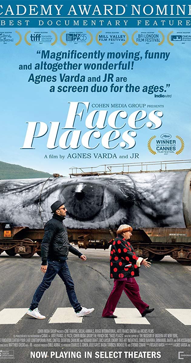 Faces Places (2017) - IMDb