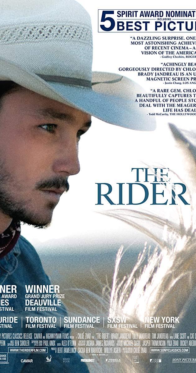 The Rider (2017) - IMDb