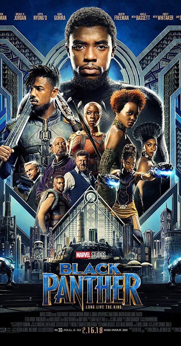 Black Panther (2018) - IMDb