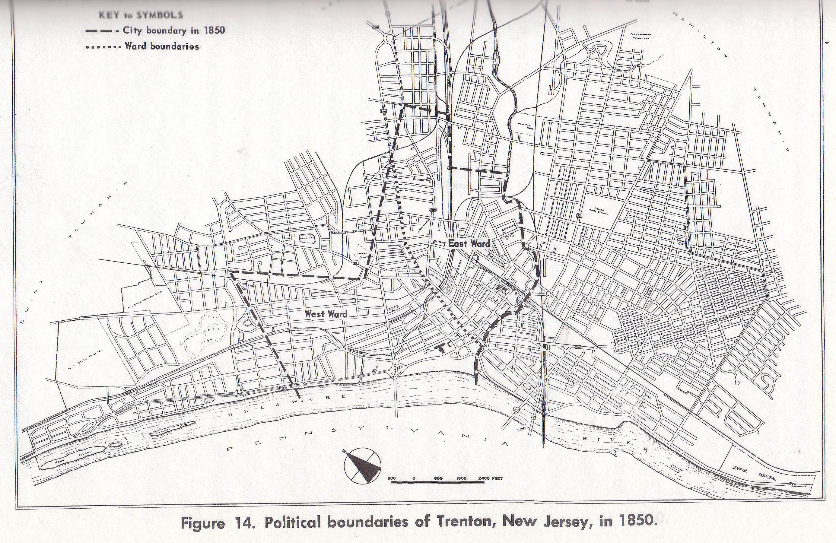 Trenton Historical Society, New Jersey