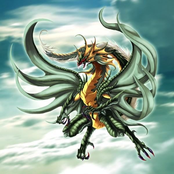 Crunchyroll - Groups Four Elemental Kingdoms