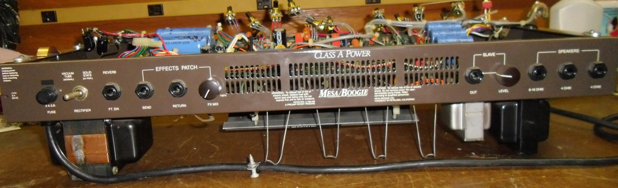 Mesa Boogie Maverick Dual Rectifier Pcb Electronics