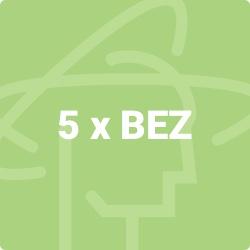 5 x bez | Trenuj z głową