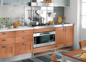 Cucine Moderne Color Ciliegio | I 30 Tipi Di Cucine Più Desiderate