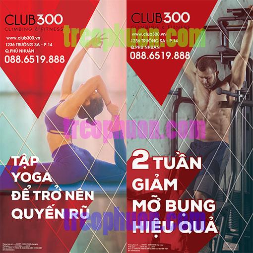 treo phướn club 300