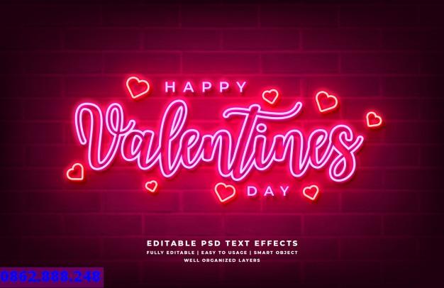 thiết kế valentine đẹp 5