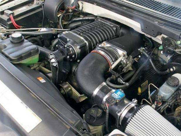 2006 Ford F 150 Fuel System Diagram Whipple Ford Lightning Svt F150 Truck 5 4l 2001 2004