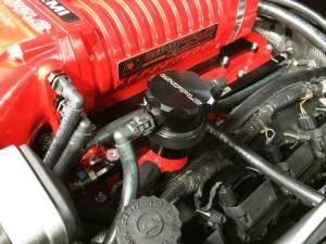 Whipple Jeep Grand Cherokee SRT8 HEMI 64L 392 20122018 Supercharger Intercooled Tuner Kit