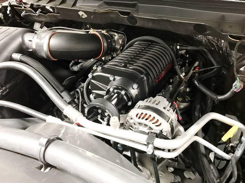 Fuse Box Location Whipple Dodge Ram Truck Hemi 6 4l 2013 2017 Supercharger