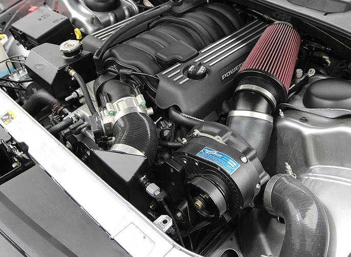 C6 Engine Harness Diagram Procharger Supercharger Dodge Challenger Srt 8 Hemi 6 4l