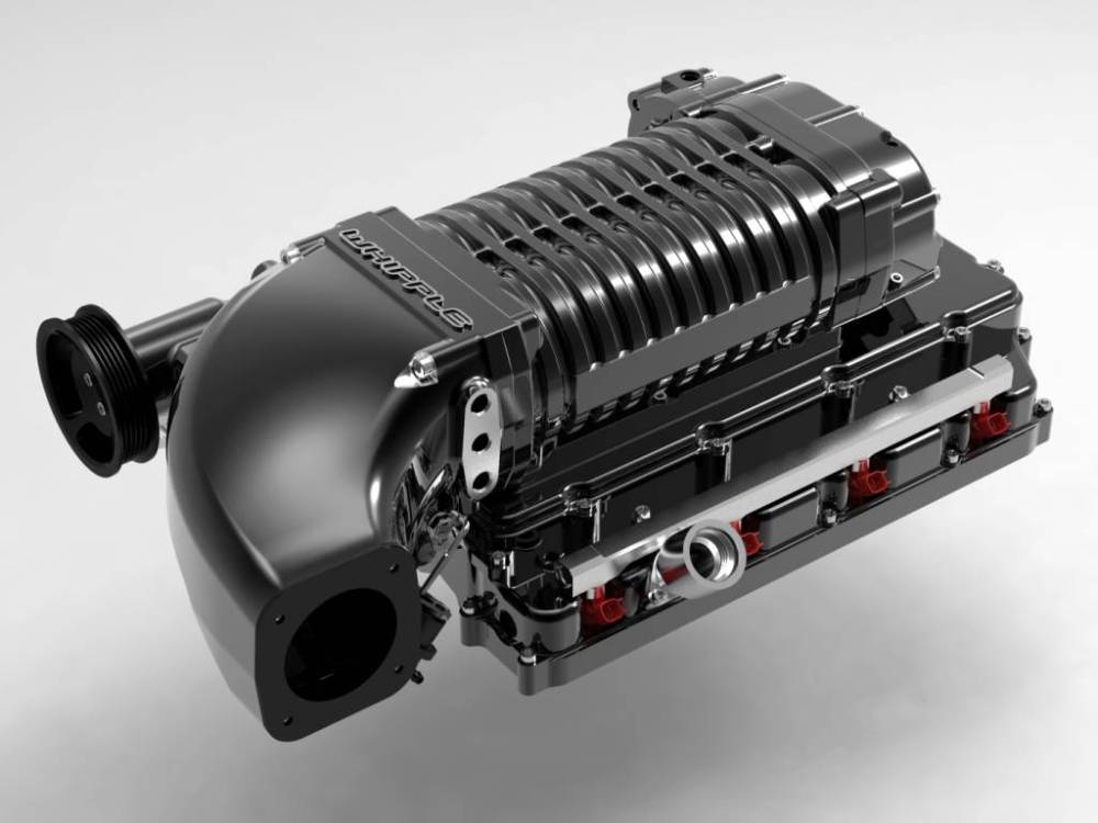 medium resolution of whipple dodge charger hemi r t 5 7l 2011 2018 stage 2 supercharger intercooled kit w175ax 2 9l whipplecharger wk 3001b stg2 system kit treperformance com