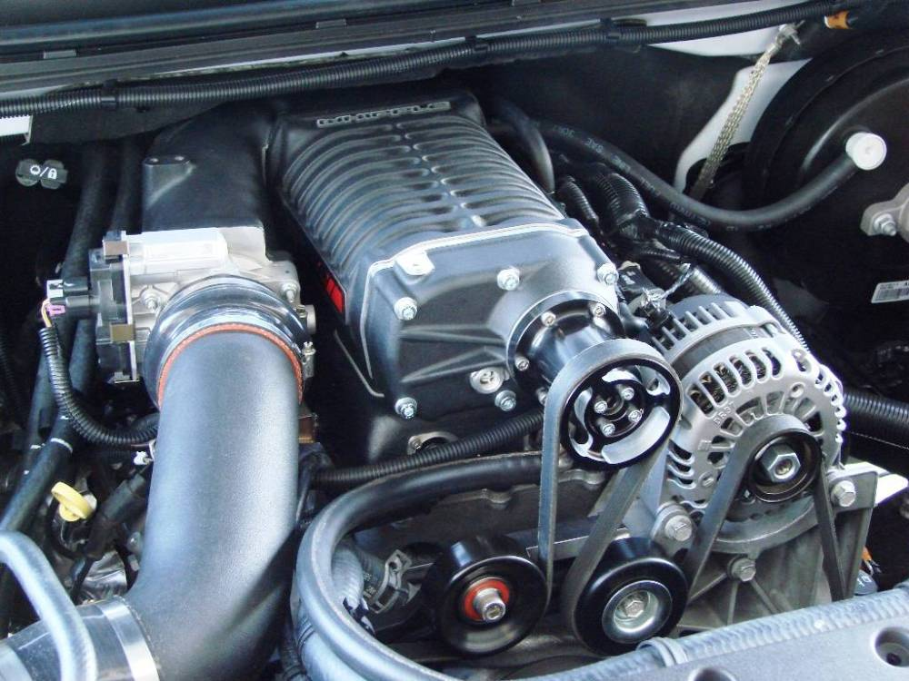 medium resolution of whipple gm gmc chevy truck 6 0l 2007 2013 supercharger intercooled kit w140ax 2 3l whipplecharger silverado yukon sierra 1500 wk 1112b system kit