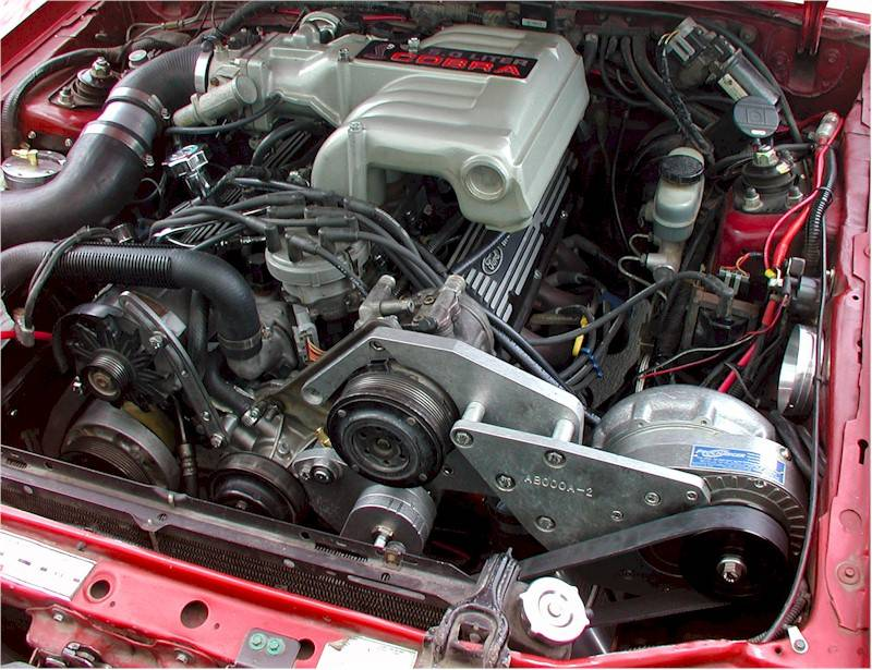 Ford 3 8 Engine Diagram Fuel Injection Ford Mustang And Cobra 1986 1993 5 0l Procharger Stage