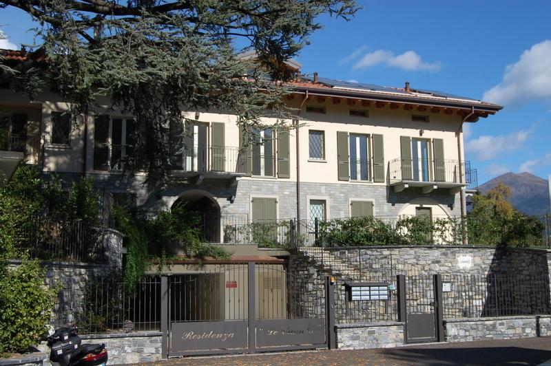 Lago Como Menaggio Residence con Piscina