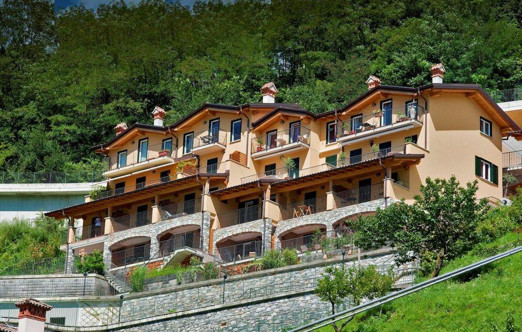 Domaso Appartamento Residence con Piscina Lago Como