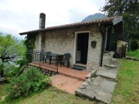 Comer See Argegno Renoviert Haus - Immobilien Comer See