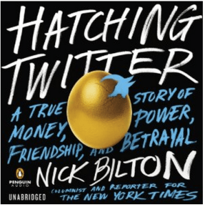 This joint was simply riveting. It's crazy how twitter was a side project that came to life out of desperation when a main business was failing. Takeaway: You just never know what is gonna work and from where success will come.