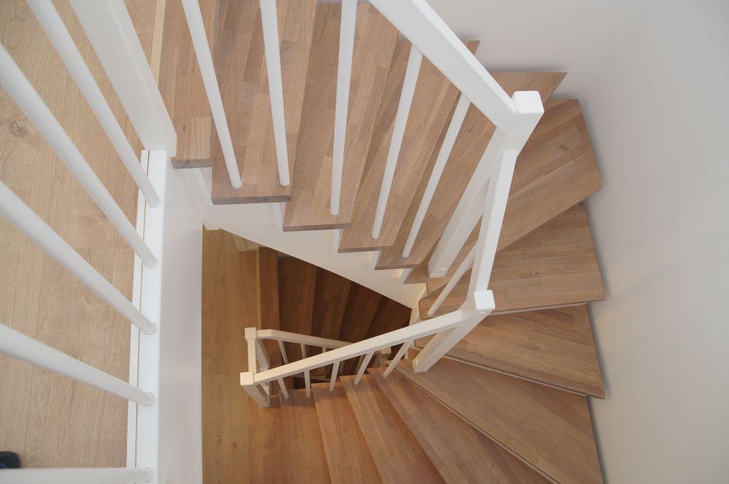 Aufgesattelte Treppen  Treppenzentrum SCHMID