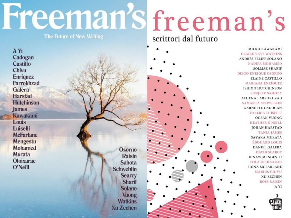 freeman's scrittori dal futuro rivista
