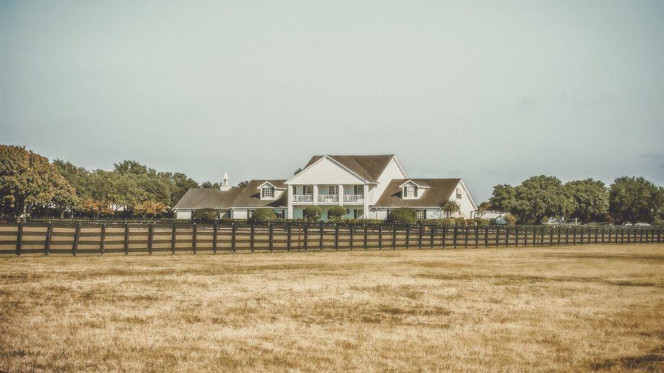 Casa tipica del Sud degli U.S.A.
