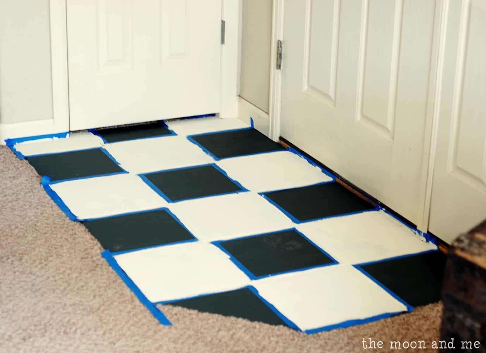 ceramic tile paint decoration