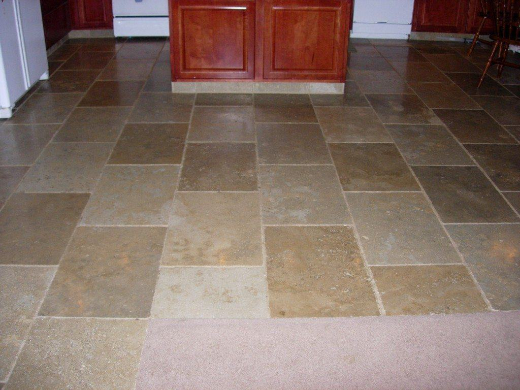 Granite Floor Tile Photo  Contemporary Tile Design Ideas