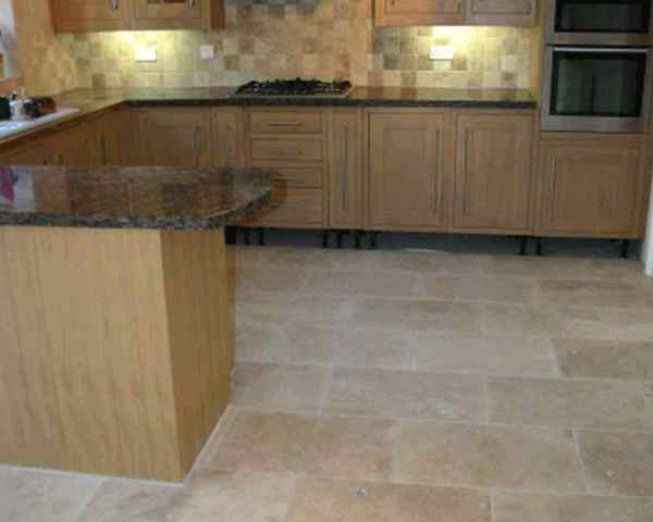 20 Travertine Tile Kitchen Floor Ideas Pictures And Ideas On Weric