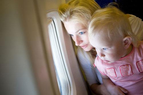 wpid avion - Viajando con bebé