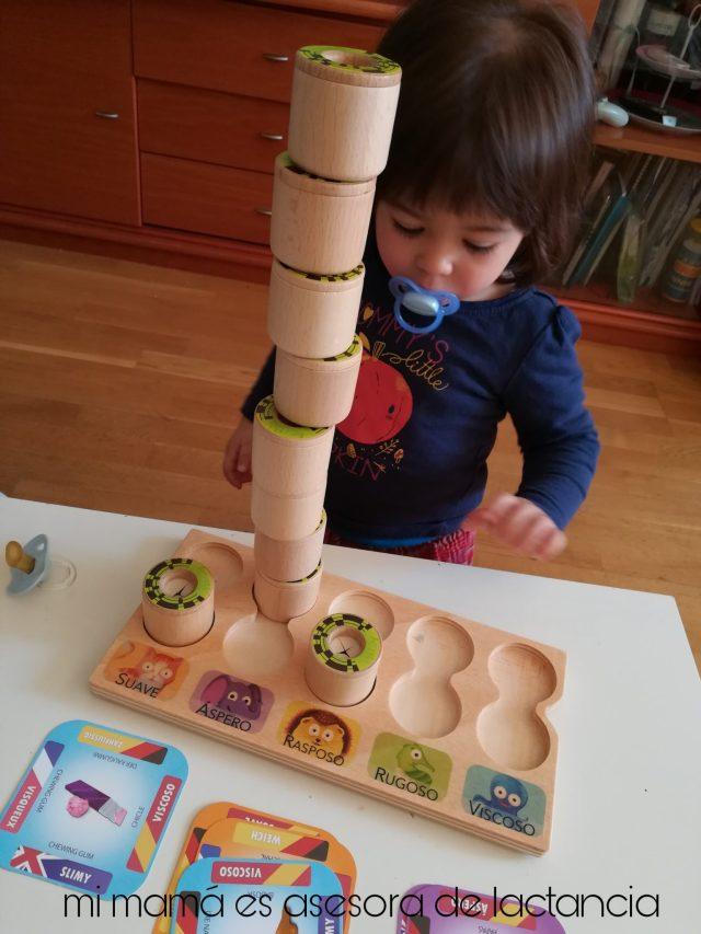 juego sensorial