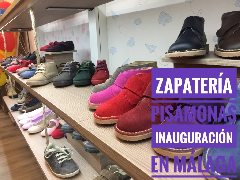 bac2afa49dd Zapatería infantil Pisamonas en Málaga