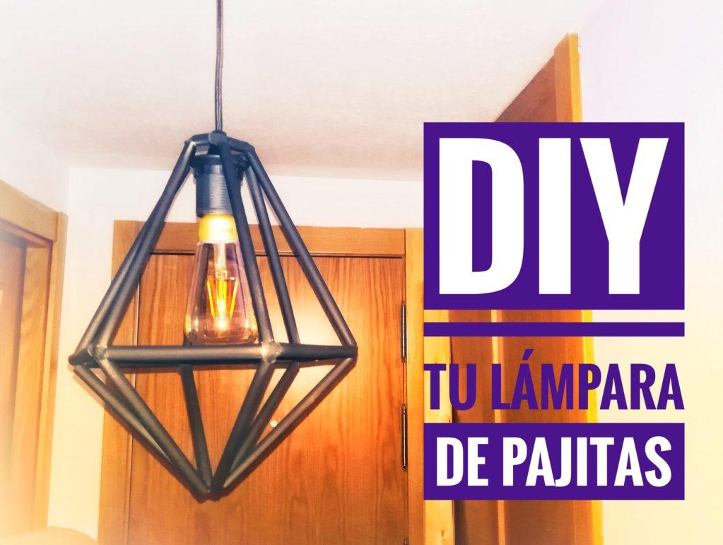 IMG 20171112 234615 02 - Cómo hacer una lámpara con pajitas