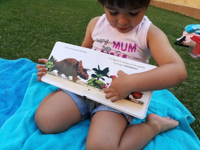 cuentos de dinosaurios