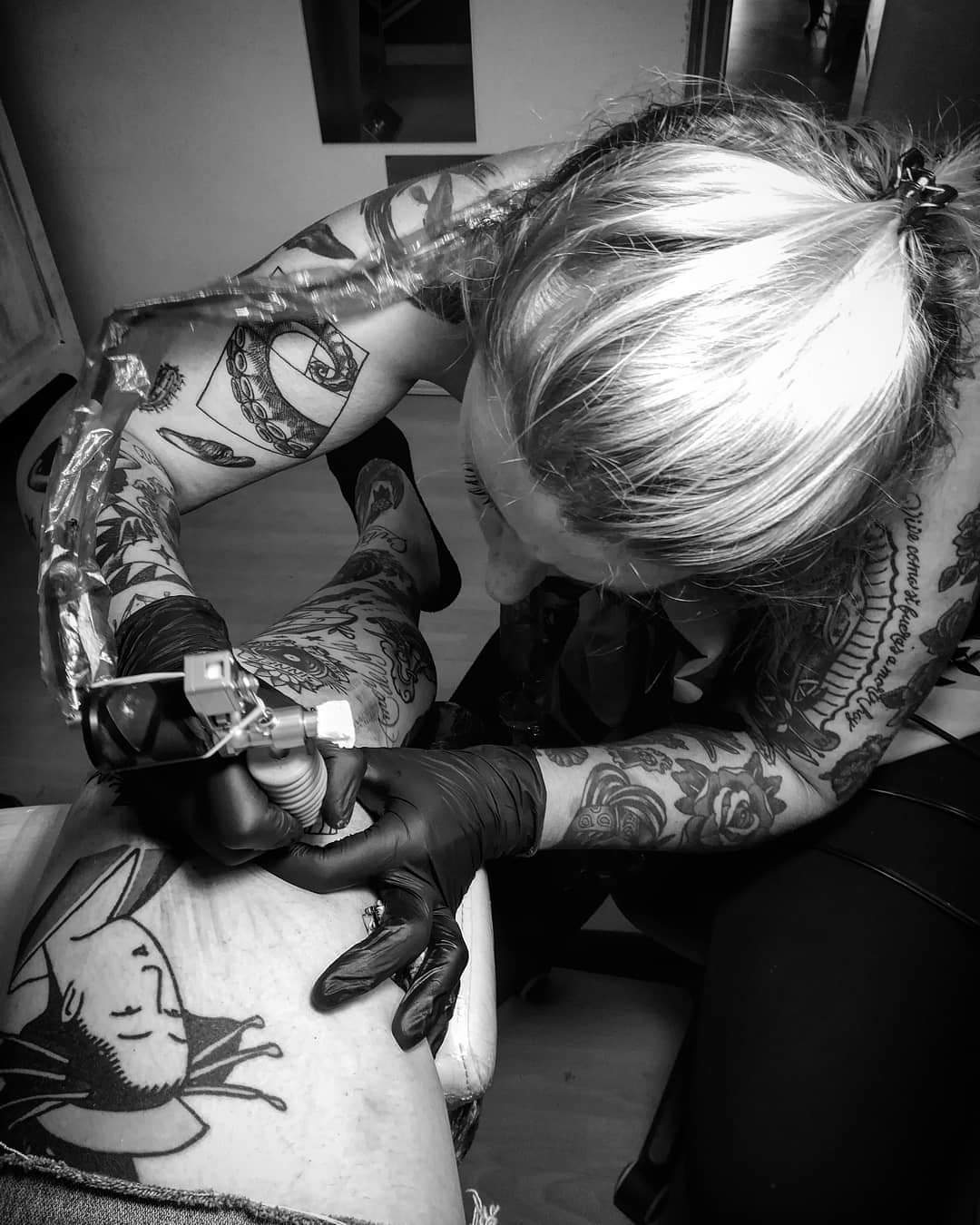 tatuajes y lactancia